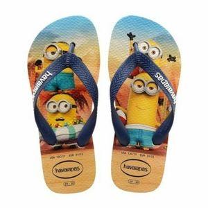 Havainas Minion Kids Flip Flops